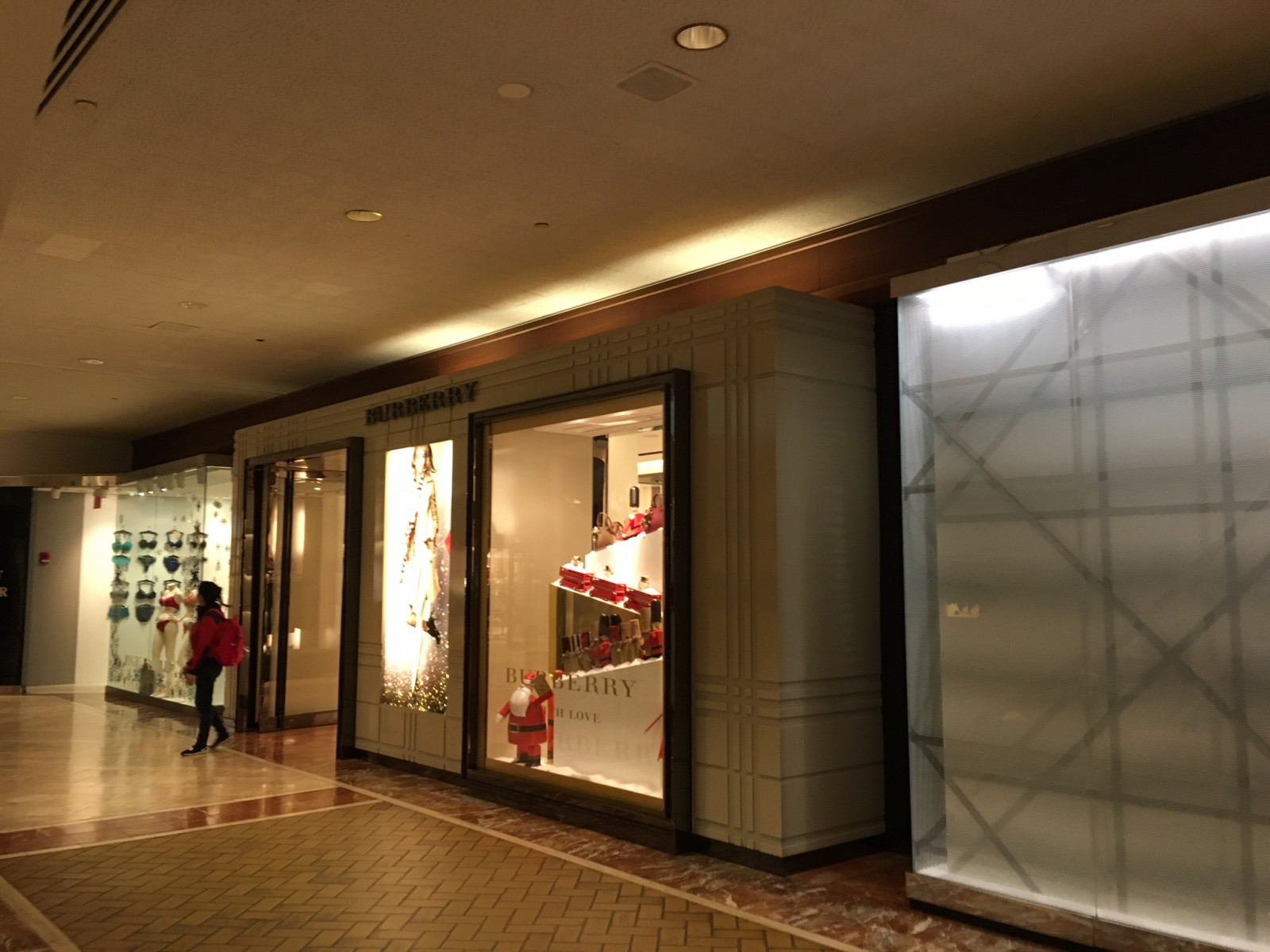 Interior Renovation Of Dior And Burberry Dsh Design Group